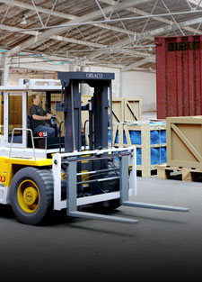 Lift trucks (North America)