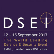 12-15 september, DSEI 2017, Londen (UK), Stand S6-264
