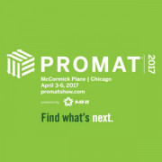 3-6 april, PROMAT 2017, Chicago (USA), Stand S4423