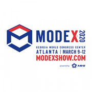 9-12 maart, MODEX 2020, Atlanta (USA), Booth #6506